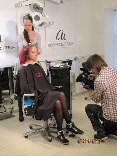 Новый стиль в стрижки и окрашивании волос